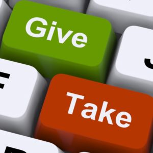 Give and Take - The ReSolve Center